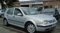 1998 Volkswagen Golf 1.6 SE 5d