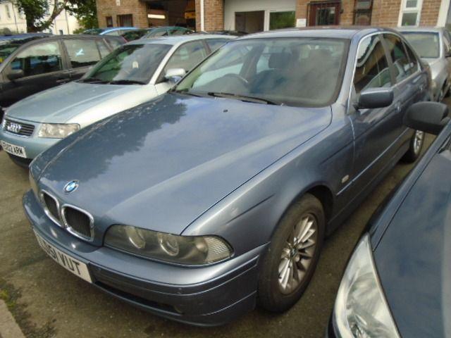 2001 BMW 5 Series 2.2 520I SE 4d image 1