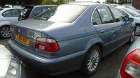 2001 BMW 5 Series 2.2 520I SE 4d image 2