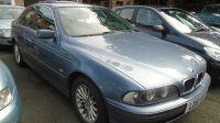 2001 BMW 5 Series 2.2 520I SE 4d image 3
