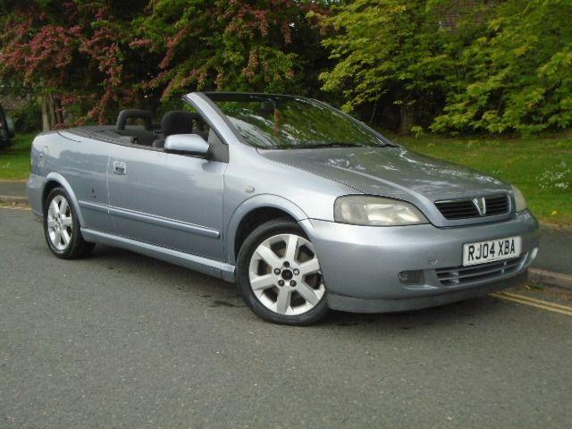 2004 Vauxhall Astra 1.8 16V 2d image 1