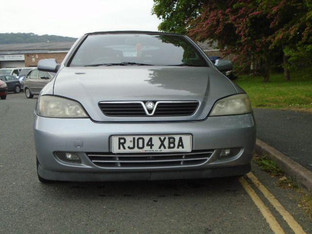 2004 Vauxhall Astra 1.8 16V 2d image 2