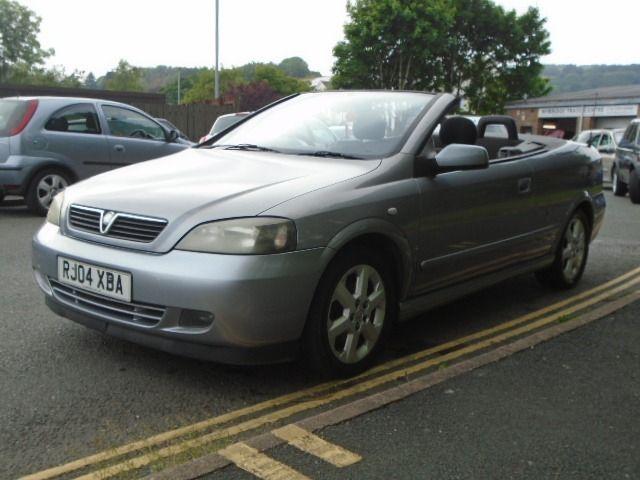 2004 Vauxhall Astra 1.8 16V 2d image 4