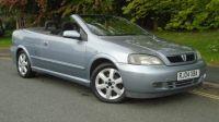 2004 Vauxhall Astra 1.8 16V 2d