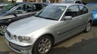 2002 BMW 3 Series 1.8 316TI SE 3d