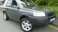 2003 Land Rover Freelander 1.8 5d