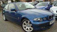 2003 BMW 3 Series 2.0 318TI SE 3d