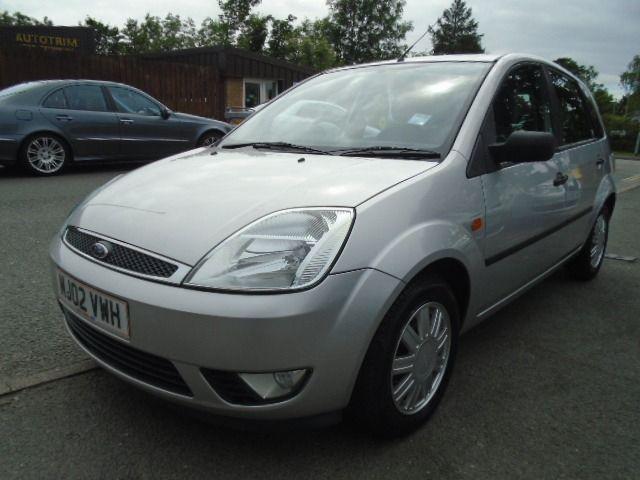 2002 Ford Fiesta 1.4 16V 5d image 2