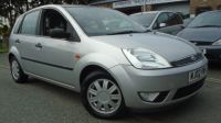 2002 Ford Fiesta 1.4 16V 5d image 1