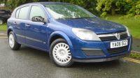 2006 Vauxhall Astra 1.6 LIFE 16V 5d