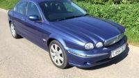 2004 Jaguar X-Type 2.0 SE 4d