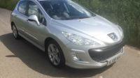 2008 Peugeot 308 1.6 Sport 5d