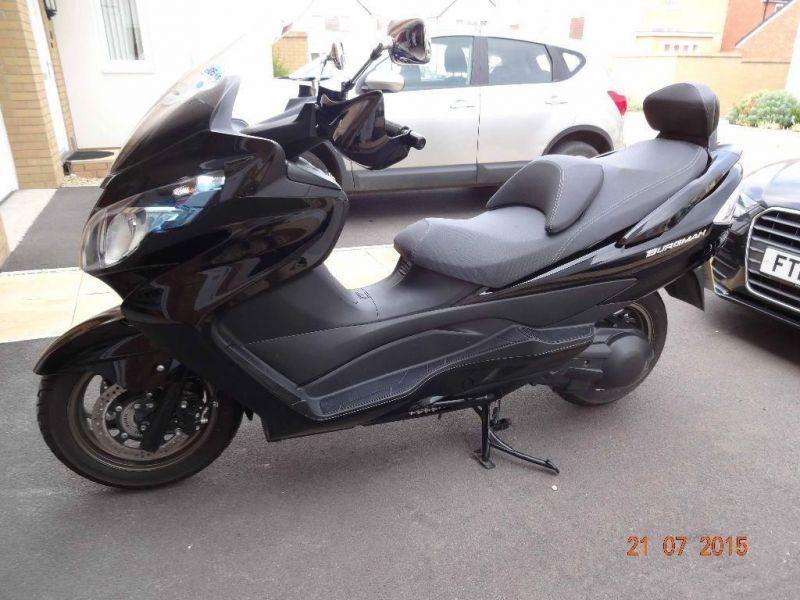 2013 Suzuki Burgman 400 ZA L3 image 2