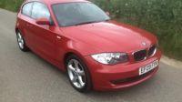 2009 BMW 1 Series 2.0 116I Sport 3d