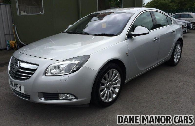 2011 Vauxhall Insignia CDTI image 3