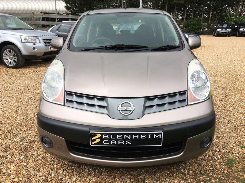 2006 Nissan Note 1.4 SE image 2