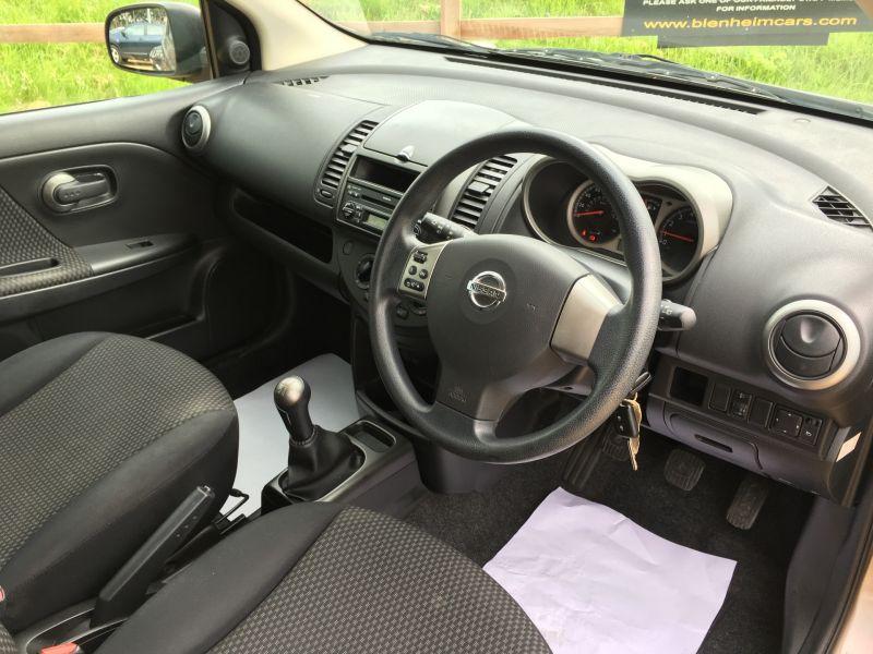 2006 Nissan Note 1.4 SE image 5