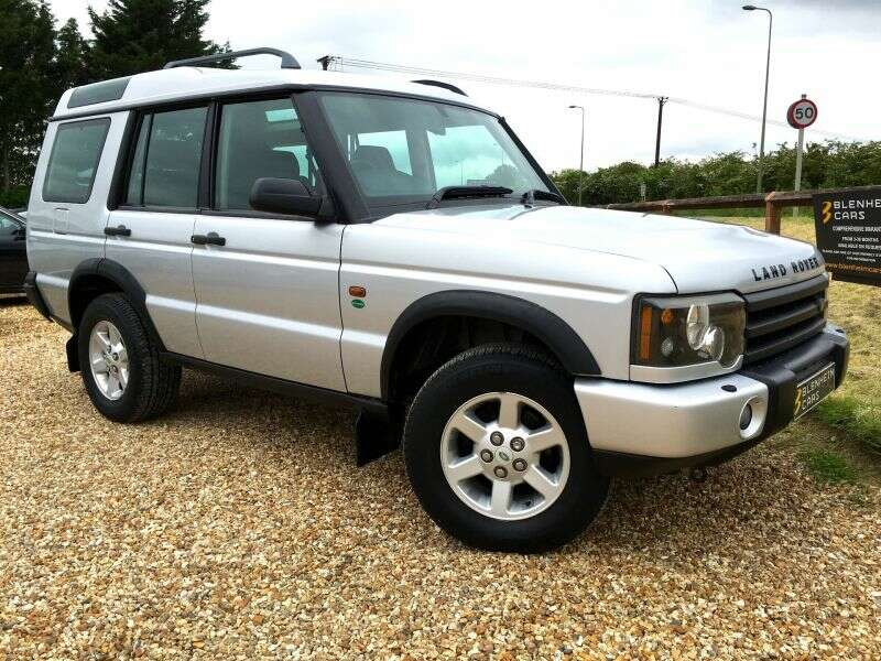 2003 Land Rover Discovery 2.5 Td5 GS image 1