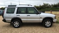 2003 Land Rover Discovery 2.5 Td5 GS image 4