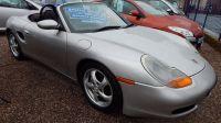 1997 Porsche Boxster Spyder