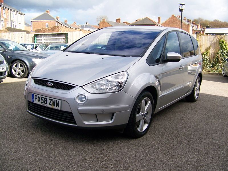 2008 Ford S-Max 2.0TDCI image 3