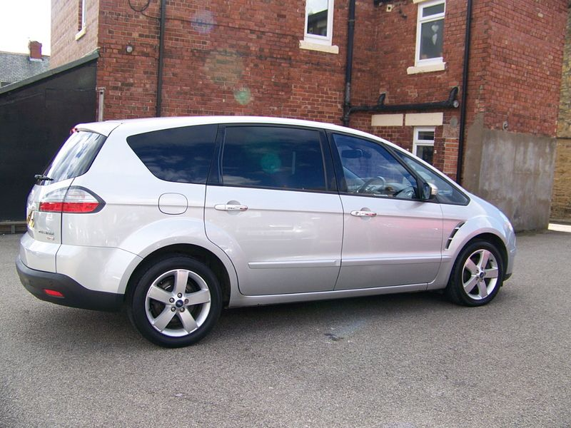 2008 Ford S-Max 2.0TDCI image 4