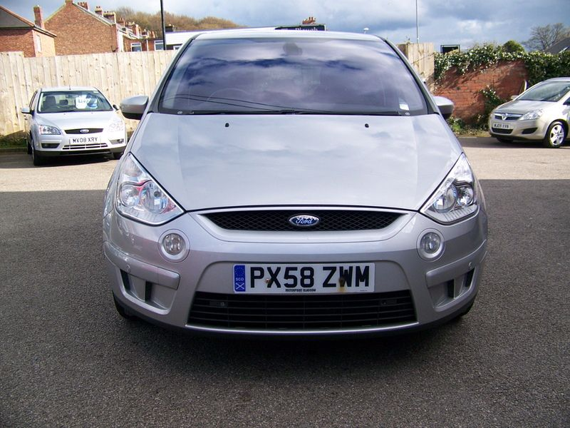 2008 Ford S-Max 2.0TDCI image 5