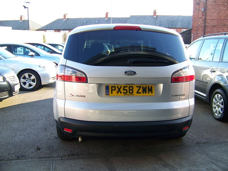 2008 Ford S-Max 2.0TDCI image 6