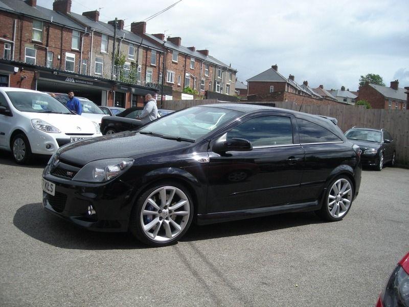 2007 Vauxhall Astra 2.0I 16V TURBO VXR image 3