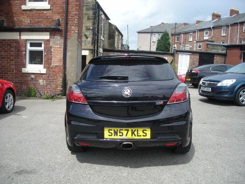 2007 Vauxhall Astra 2.0I 16V TURBO VXR image 5