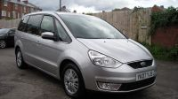 2007 Ford Galaxy 2.0TDI GHIA