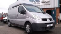 2012 Renault Trafic High Roof 2.0 DCI