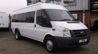 2007 Ford Transit Minibus