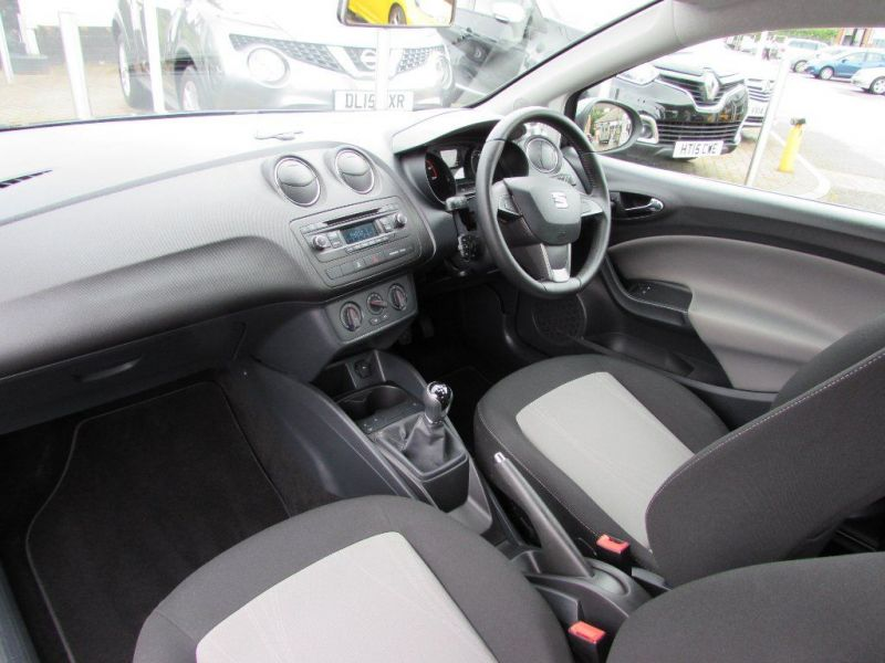 2015 SEAT Ibiza 1.4 16v SE SportCoupe 3dr image 5