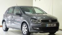 2011 Volkswagen Polo Match 5dr
