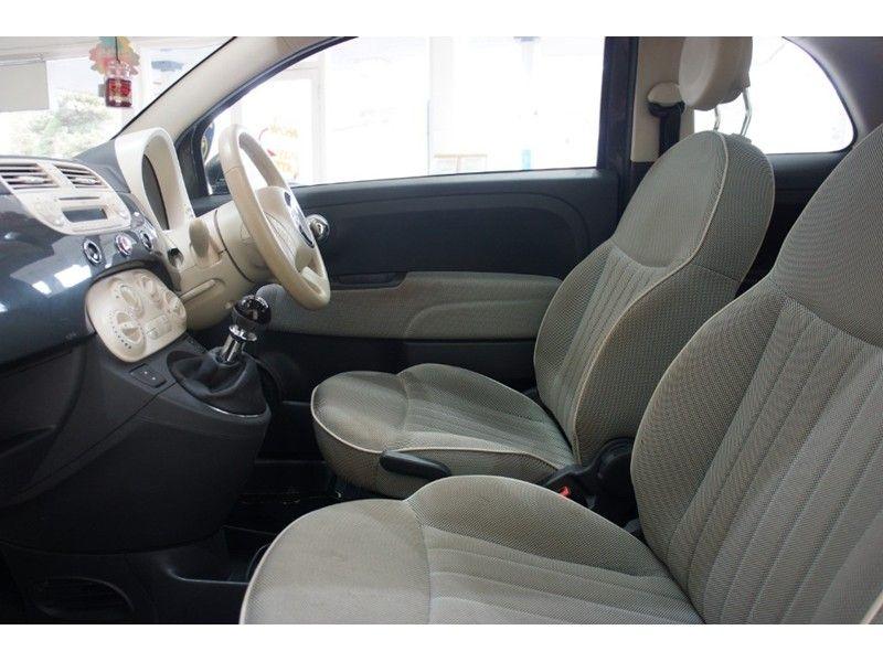 2014 Fiat 500 Lounge 3dr image 8