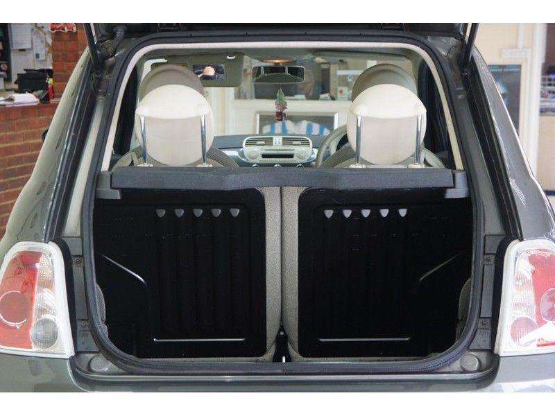2014 Fiat 500 Lounge 3dr image 10
