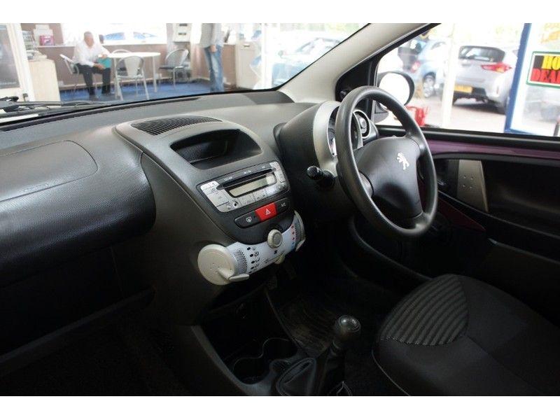 2013 Peugeot 107 Active 5dr image 9