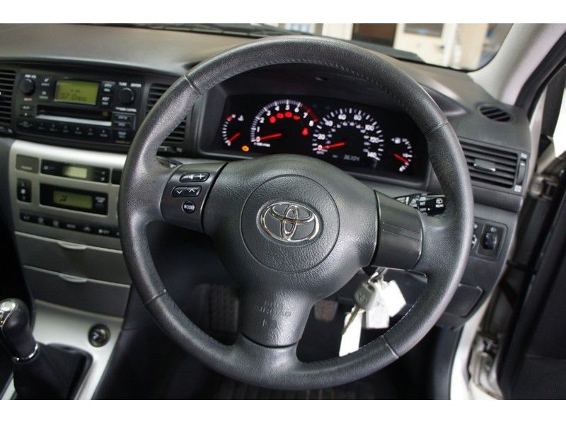 2006 Toyota Corolla VVT-I 5dr image 7