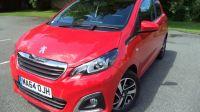 2014 Peugeot 108 1.2 VTi Allure 3dr image 2