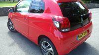2014 Peugeot 108 1.2 VTi Allure 3dr image 4