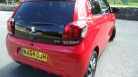 2014 Peugeot 108 1.2 VTi Allure 3dr image 5