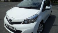 2013 Toyota Yaris 1.33 VVT-i TR 5dr