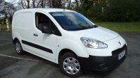 2014 Peugeot Partner 1.6TD