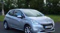 2013 Peugeot 208 1.0 VTi Active 3dr