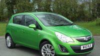 2013 Vauxhall Corsa 1.4 i 16v SE 5dr