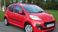 2014 Peugeot 107 1.0 12v Active 5dr