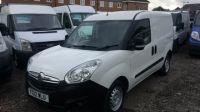 2012 Vauxhall Combo Van 1.6 2000 L1H1 CDTI S/S 5d image 2