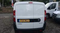 2012 Vauxhall Combo Van 1.6 2000 L1H1 CDTI S/S 5d image 5