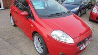 2007 Fiat Grande Punto 1.4 Sport 16V 3d